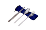 Cutlery Set with Case Personal Care One Dollar Only
