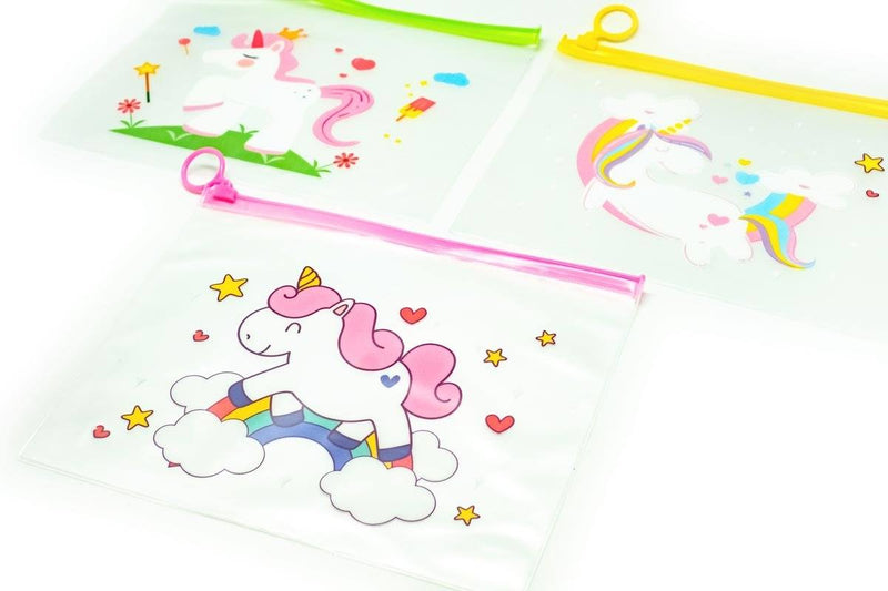 Unicorn Design Matt Finish Case (Pack of 12) Cases One Dollar Only