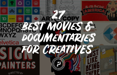 27 Best Movies & Documentaries for Creatives