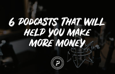 6 Podcasts That Will Help You Make (More) Money With Your Creative Skills