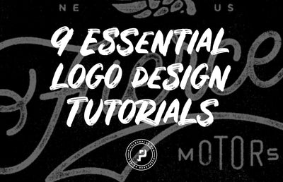 9 Essential Logo Design Tutorials