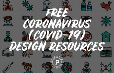 Free Coronavirus (Covid-19) Design Resources