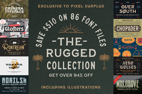 The Rugged Collection
