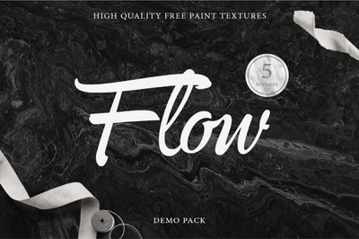 5 Free Flow Acrylic Backgrounds - Pixel Surplus