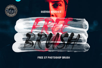 27 Free Photoshop Stroke Brushes - Pixel Surplus