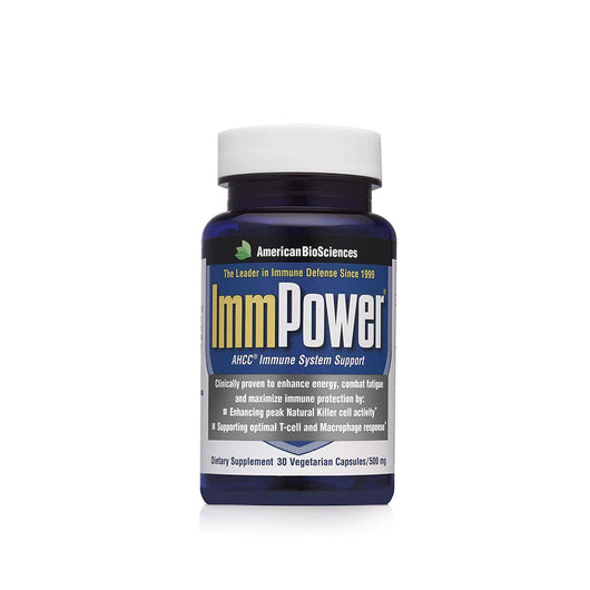 Immpower AHCC Immune Supplement from American Biosciences