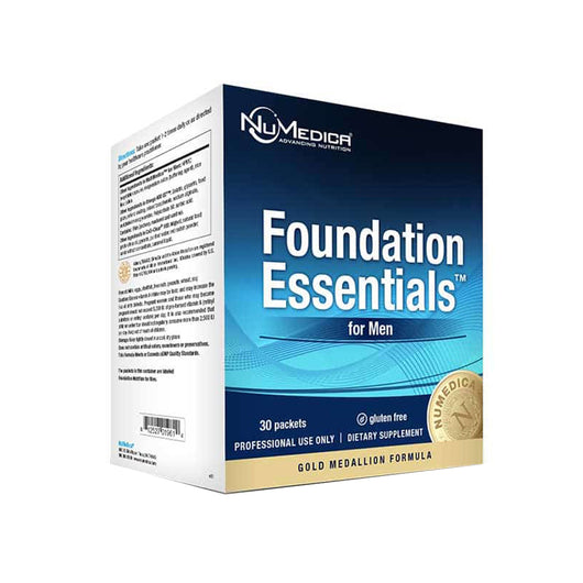 NuMedica Foundation Essentialsª  Comprehensive Nutritional Supplement for Men