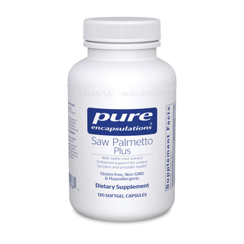Pure Encapsulations Saw Palmetto Plus w/Nettle Root