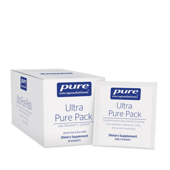 Pure Encapsulations Ultra Pure Pack