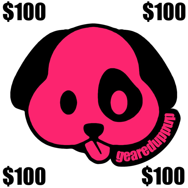 Custom Payment - Geared Up Pup