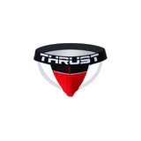 Thrust Jock Strap Red - Geared Up Pup