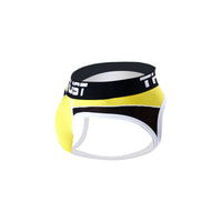 Thrust Jock Brief Yellow - Geared Up Pup