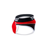 Thrust Jock Brief Red - Geared Up Pup