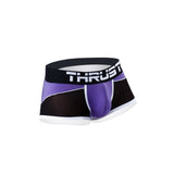 Thrust Boxer Brief Purple - Geared Up Pup