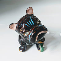 Bulldog Coin Bank - Geared Up Pup