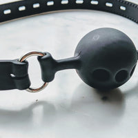 Silicone Ball Gag - Geared Up Pup