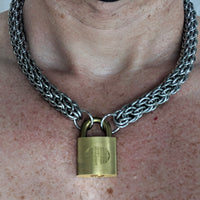 Small Alpha Lock for Collar - Geared Up Pup