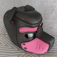 Neoprene Puppy Hood - Geared Up Pup