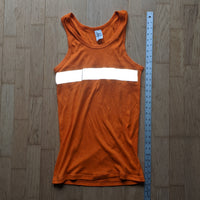UK Hi-Viz Orange Prison Tank - Geared Up Pup