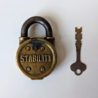 Large Stability Lock - Geared Up Pup