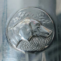 Vintage Dog Julep Cup (Sterling) - Geared Up Pup