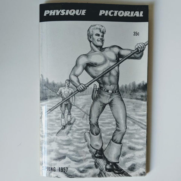 PHYSIQUE PICTORIAL Vol. 7 No. 1 - Tom of Finland Debut - Geared Up Pup
