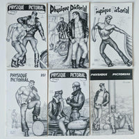 PHYSIQUE PICTORIAL Tom of Finland Cover Collection - Geared Up Pup