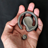 Curved and Curled Ball Stretcher - Geared Up Pup