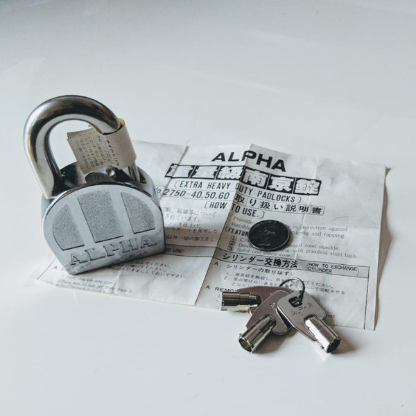 ALPHA Steel Lock - Geared Up Pup