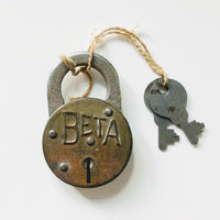 Beta Lock - Geared Up Pup