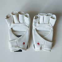 Puppy Mosh Mitts-White - Geared Up Pup