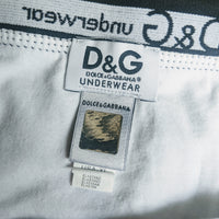 Dolce&Gabbana Briefs-White Extra Large Used - Geared Up Pup