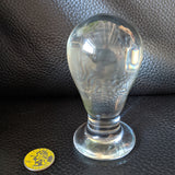 Glass Lightbulb Plug - Geared Up Pup