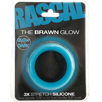 The Brawn Cockring Glow Blue