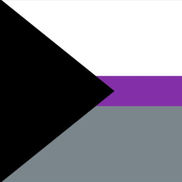 Demisexual Pride Flag - Geared Up Pup