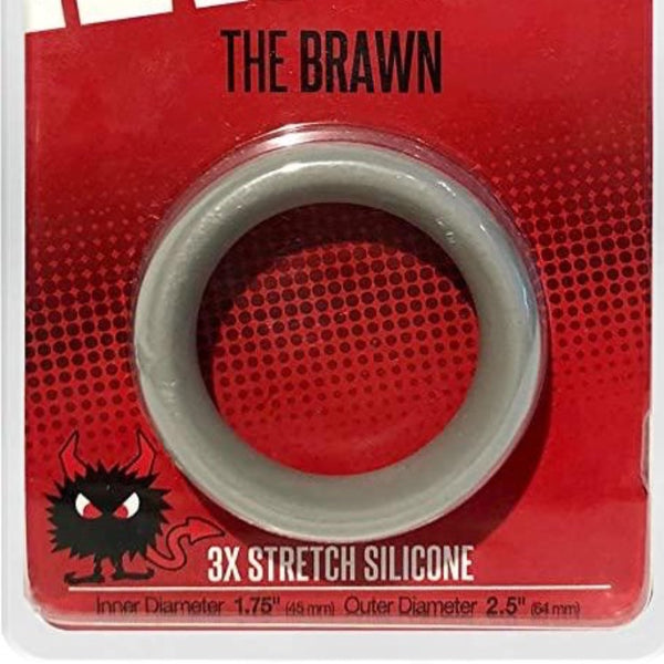 The Brawn Cockring Gray