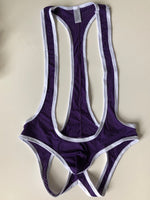 Singlet - Purple - Geared Up Pup