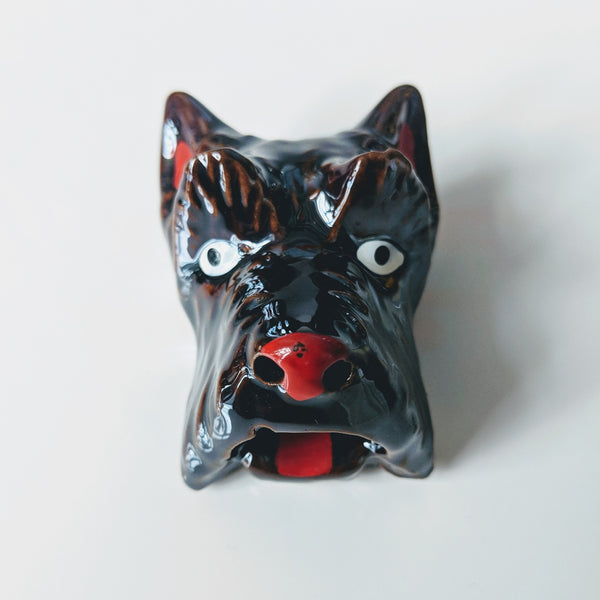 Terrier Incense Burner - Geared Up Pup