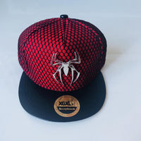 Spider-Man Logo Cap - Red - Geared Up Pup