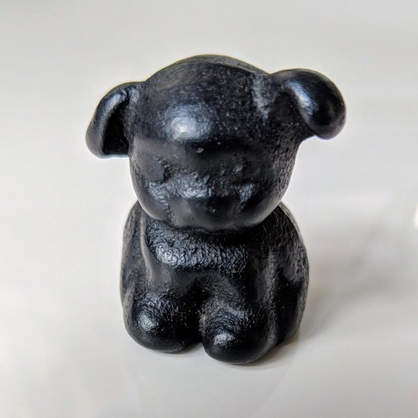 Cast Iron Pup - Geared Up Pup