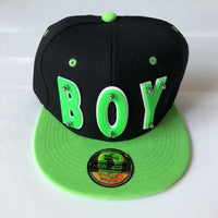 Custom Boy Cap - Geared Up Pup