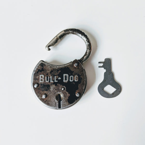 Bulldog Lock - Geared Up Pup