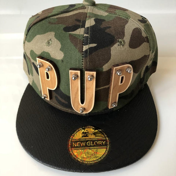 Custom Pup Cap - Geared Up Pup