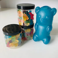 Geared Up Pup Gummy Bear Treats - Geared Up Pup