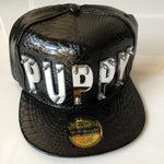 Custom Puppy Cap - Geared Up Pup
