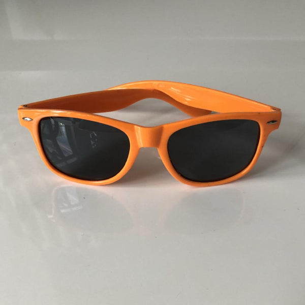 Orange Sunglasses - Geared Up Pup
