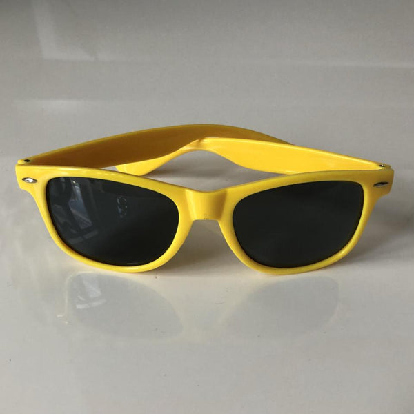 Yellow Sunglasses - Geared Up Pup