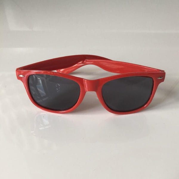 Red Sunglasses - Geared Up Pup