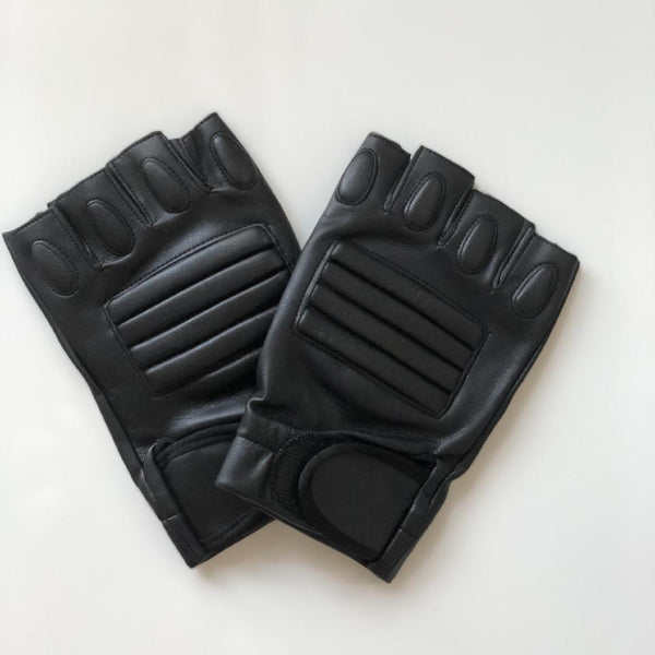 Vegan Leather Gloves - Geared Up Pup