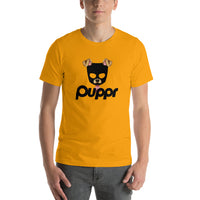T-Shirt-Puppr - Geared Up Pup